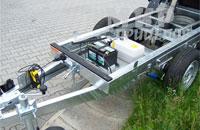 Европрицеп 711917-ATHOS самосвальный назад на 2000 кг