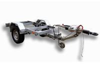Прицеп автомобильный, модели ЛАВ-810 предназначен для