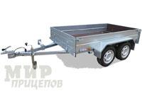 Прицеп ЛАВ-81013В, 2-х осный на рессорной подвеске на 1200 кг