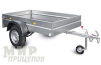 Прицеп МЗСА 817700.002 на рессорной подвеске
