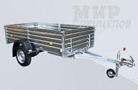 Прицеп МЗСА 817701.014 с высоким бортом 470 мм