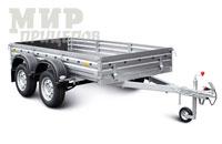 Прицеп МЗСА 817733.012 на рессорной подвеске на 1000 кг